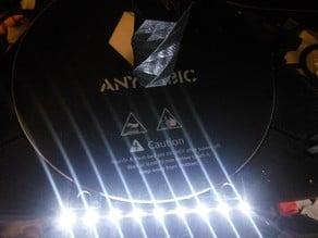 Anycubic Kossel Delta Light Bad