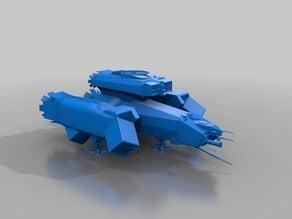 Mining Vessel Nostromo