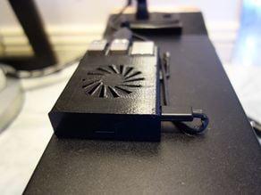 Slim Raspberry Pi 2, 3 Octoprint Case for Wanhao i3