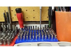 4 mm 5/32 in bit driver holder