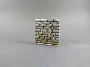 Wall stand for Descent: Journeys in the Dark 2ed boardgame