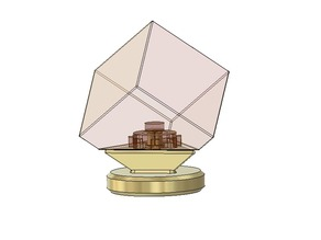 Spin the Cube, Cone, Hyperboloid