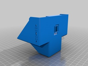 Anet A8 Power Cover Fan Redux