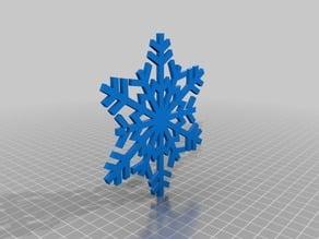 Snow Flake 120 mm