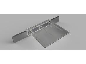 IKEA IVAR cat terrace 20x20cm