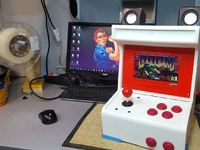 The Arcade Cabinet by malopezn - Thingiverse