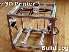 HyperCube 3D Printer/CNC