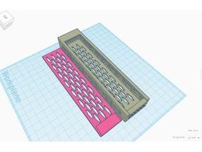 Stylus Box for Paper 53 Pencil Stylus