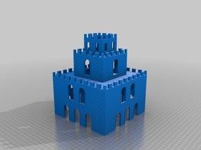 Mario Bros Big Castle