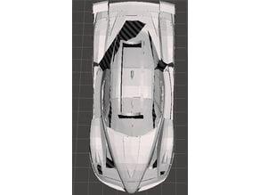 Ferrari FXX pencil holder