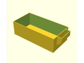 Vase drawer 2x