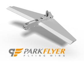 Parkflyer Nano Wing + Split Version