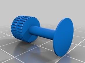Bladerunner Deckard gun parts