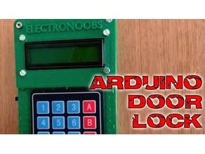KeyPad Door lock Arduino servo