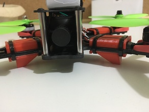 qav 210 esc cover and landing gear