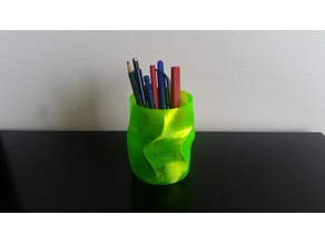 Supersimple Pencil Cup