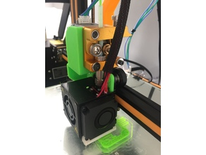 Creality CR-10 Flex Solution