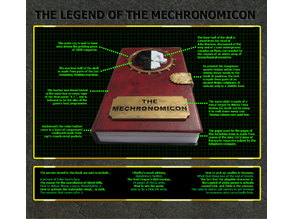 The Mechronomicon VHS holder