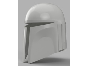 Death Watch Mandalorian Helmet Star Wars