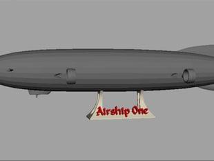Airship One - A Modern Zeppelin