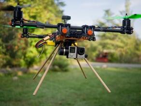 Skyblade v2.0 Modular Drone Frame