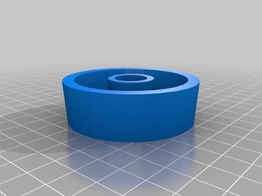 60mm Spool to 8mm by 15mm Long Bearing