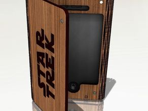 Bamboo iPhone 4 and 4s case