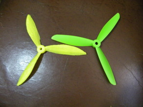 printable drone propeller  177mm