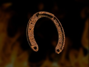 Hellboy Horseshoe