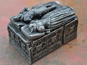 Grantham Tomb Scan