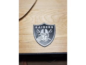 Raiders Coaster Set