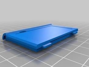 Metric - NGPC Neo Geo Pocket Flash Masta 3D Printable Cartridge Shell