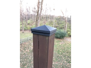 Fence Post Topper