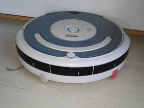 Roomba doorstep stopper