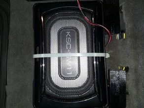 Underseat Heat Diverter for Subaru