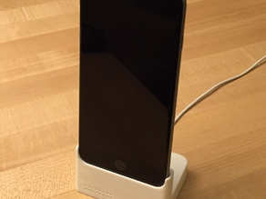 iPhone 6 plus dock