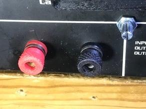 Geoffs Banana Plug Binding Post Replacement Cover