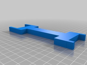 CR-10 X-Axis Level Helpers/Towers