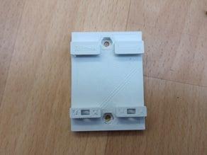 SSR DIN rail mount (SSR Hutprofilschienenadapter)