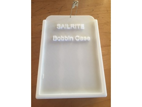 Sailrite sewing Bobbin Case