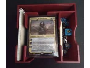 MTG Commanderbox for 100+ cards and extra stuff