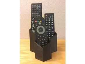 Hexagon 3 Remote Holder