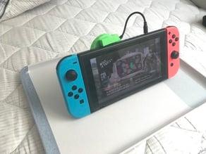 nintendo switch bluetooth dongle holder