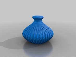 My Customized Parametric Bubble Vase