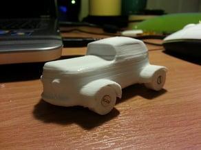 Debian Car