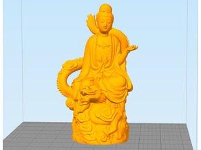 Dragon Guanyin