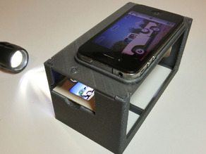 35mm Slide Copy Stand for Smart Phones