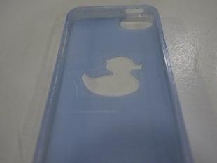 Duckie iPhone 5 case
