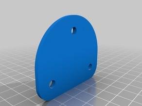 Filament dry box 8mm rod