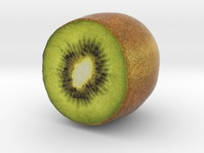 The  Kiwifruit-Half